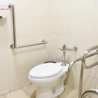 화장실 안전손잡이/욕조 변기 일자형 엘자형