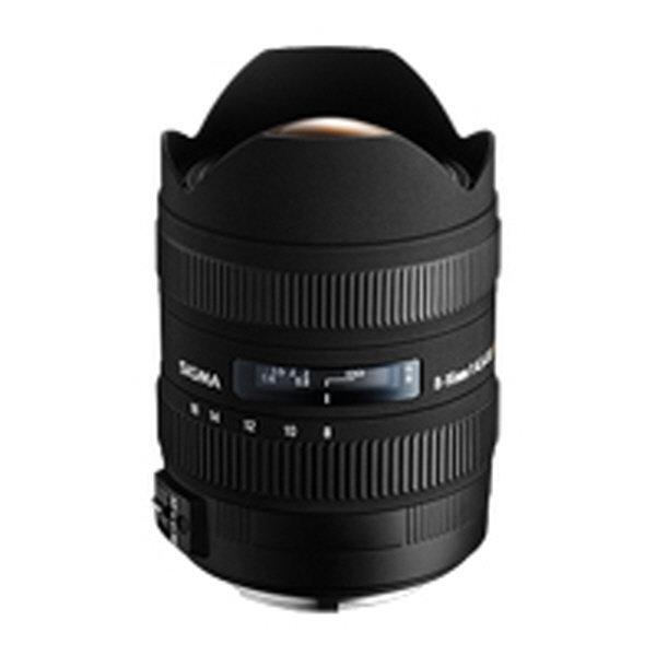 CM 정품 새상품 시그마 8-16mm F4.5-5.6 DC HSM 니콘
