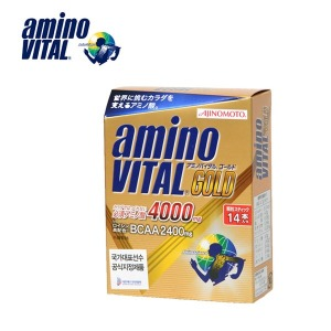 아미노바이탈 4000 골드 14포 파워젤 자전거 보충제