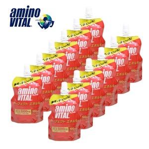아미노바이탈 5000 퍼펙트 에너지젤 12포 파워젤 BCAA