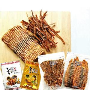 (4봉무배)한양식품꽃보다오징어300g/숏다리300g