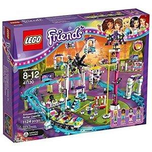 레고 (LEGO) 프렌즈 놀이공원 제트코스터 41130
