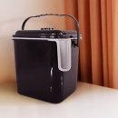 클래식플러스 5L 음식물쓰레기통 - 찌꺼기처리/밀폐형