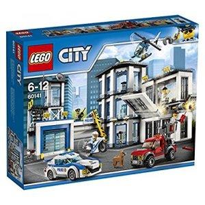 레고 (LEGO) 시티 레고®시티 폴리스스테이션 60141