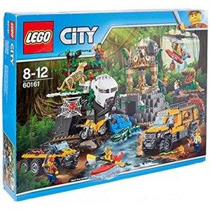 레고(LEGO)시티 정글탐험대 60161