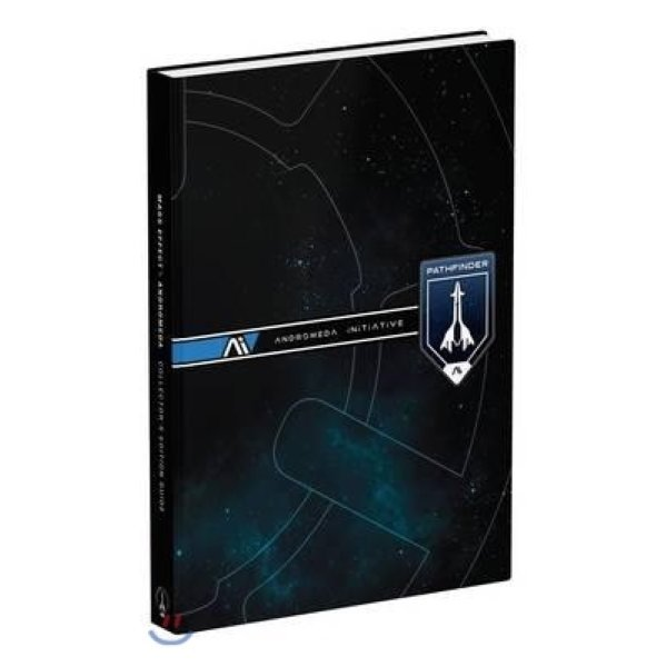 Mass Effect Andromeda : Prima Official Guide  Prima Games (COR)