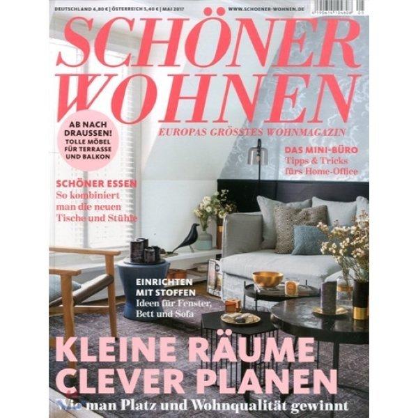 Schoner Wohnen (월간) : 2017년 05월  Schoner Wohnen