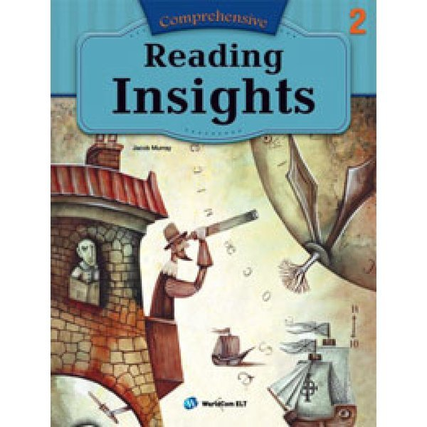 READING INSIGHTS 2  WORLDCOM ELT   JACOB MURRAY