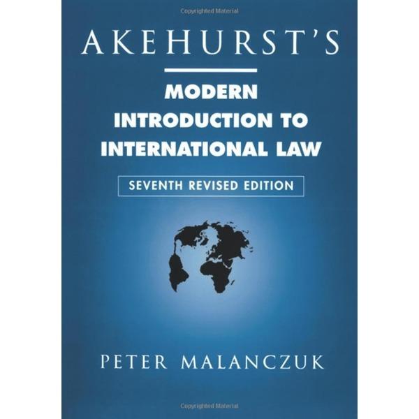 영문도서modern introduction to international law