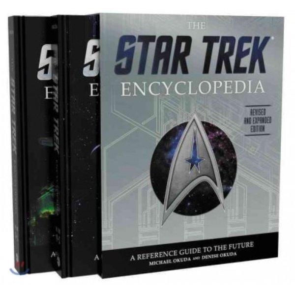 The Star Trek Encyclopedia : A Reference Guide for the Future  Okuda  Michael  Okuda  Denise