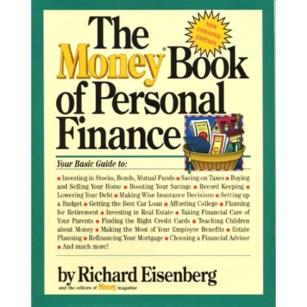 영문서적the money book of personal finance richard