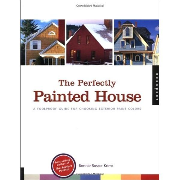 영문서적 The Perfectly Painted House