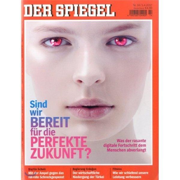 Der Spiegel (주간) : 2017년 04월 01일  Der Spiegel