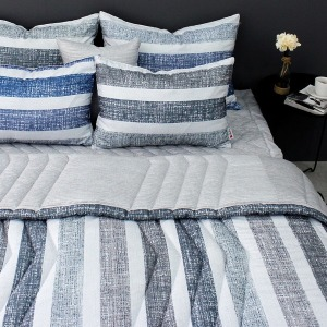 이불 + 베개 패드 세트 사계절 기숙사 펜션 이불