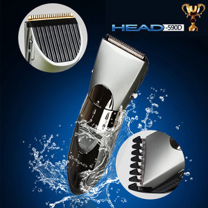 HEAD 590D 정품 전문가용 이발기 이발기계 바리깡 - 상품 이미지