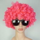 핑크 이벤트가발 행사용 초등학생가발 파티용가발