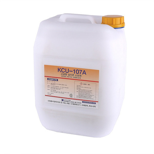 실리콘소포제 20L 거품제거제 공업용 폐수처리 소포제