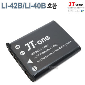 Li40B 호환배터리 (뮤 710/700/720SW/7000/5000/1070
