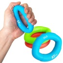 실리콘 악력기 완력기 손 손목 운동 커브그립 오렌지