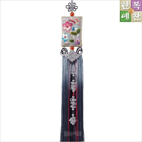 한복소품/노리개B124/매듭/비녀/꽃신/한복신발/속치마