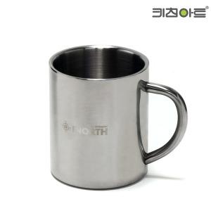 키친아트 스테인레스304(27종) 이중진공 컵/스텐컵