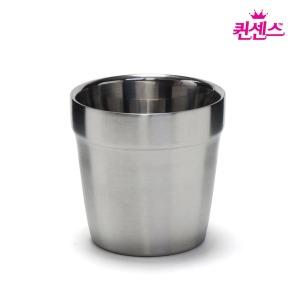 퀸센스 스텐 304(27종) 이중진공 컵/스텐컵/양치컵