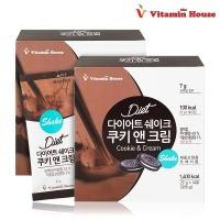 단백질 다이어트 쉐이크 쿠키앤크림 2박스28포 쏙빼자