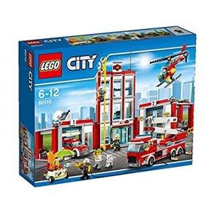 레고 (LEGO) 시티 소방서 60110