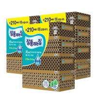 각티슈/ 리얼 모이스처 보습티슈 210매 4개입 x3개