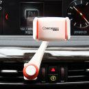 카멜레온360 송풍구형 화이트 차량용 핸드폰 거치대