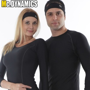 Mc.DYNAMICS 기능성다이어트땀복 발열내의Fitness요가