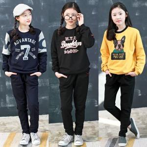 초등학생상하/봄상하/초등학생옷/주니어의류/여아상하