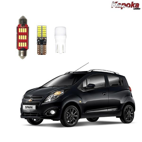 + 스파크 (09~15년식) LED실내등 / 번호판등 트렁크등