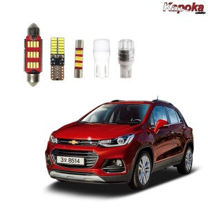 + 트랙스/더뉴트랙스 LED실내등/ 번호판등 트렁크등