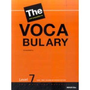THE VOCABULARY LEVEL 7  넥서스   넥서스영어교육연구소