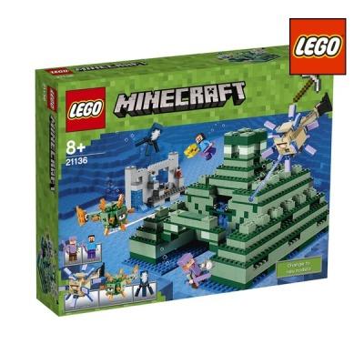 [레고] 레고 마인크래프트 21136 바다의 유적
