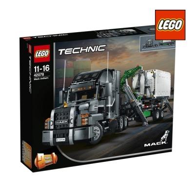 [레고] 레고 테크닉 42078 Mack 트레일러