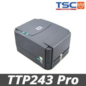 TTP244 소형 바코드프린터 TTP-244 라벨프린터