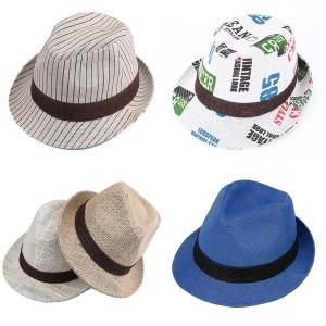 남자 페도라 비치 중절모 바캉스 여름 모자 여성 국산