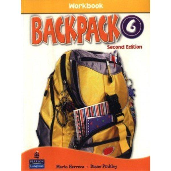Backpack 6 : Workbook (Paperback+Audio CD/ 2nd Ed.