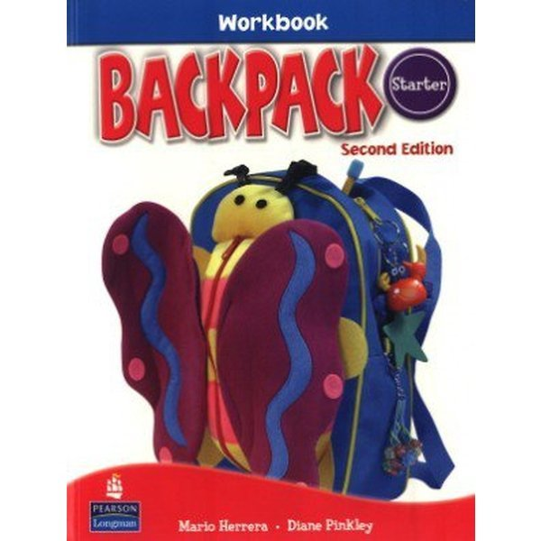Backpack Starter : Workbook (Paperback+Audio CD/ 2