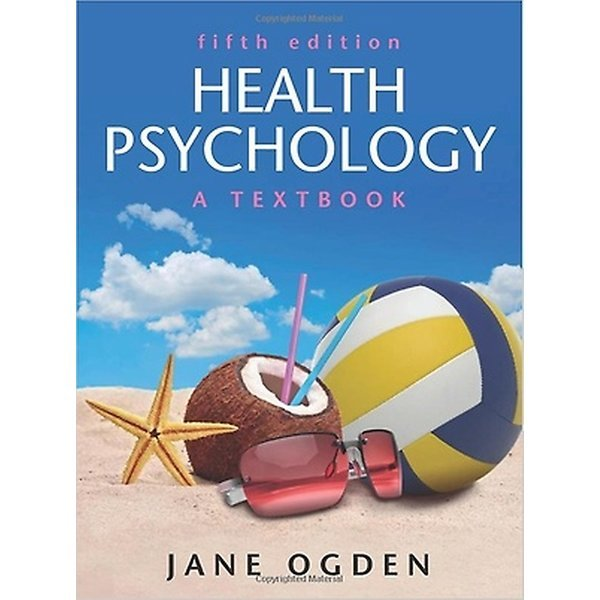 Health Psychology: A Textbook (Paperback / 5th Ed.