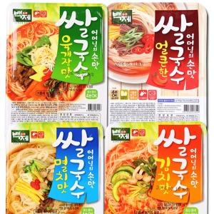 백제식품 백제쌀국수 30개 선택가능 무료배송