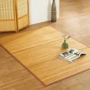 오크형 대나무로 만든 홍죽 대자리 더블 130x180cm