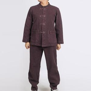 MM211_이중지빗살무늬 저고리+바지/생활한복 개량한복