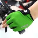 싸이클반장갑(그린) 자전거장갑 스마트장갑