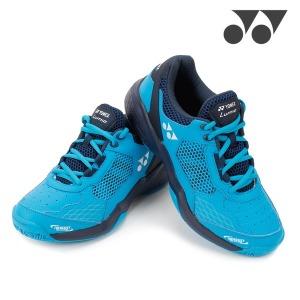 파워쿠션 루미오 블루 테니스화 올코트 신발 SHTLUEX