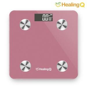 스마트 체중계/체지방 체중계-핑크 /체중관리/한글APP