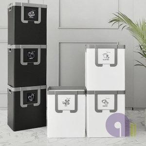 가정용분리수거함/나눔이/3칸/색상선택/재활용수거함