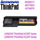 Lenovo X220T X230T Tablet 0A36317 6 Cell 배터리